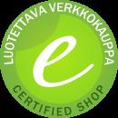 Luotettava Verkokauppa -sertifikaatti